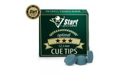 Наклейка Startbilliards Cue Tips optimal 12,5 мм (50 шт.)