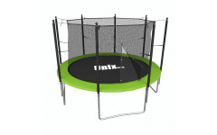 Батут UNIX line Simple 8 ft Green (inside)