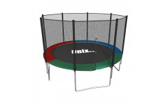 Батут UNIX line Simple 8 ft Color (outside)