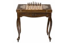 Стол ломберный Нарды + Шахматы Haleyan