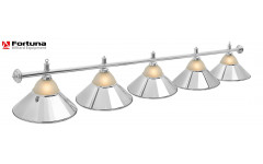 Светильник Alison Silver 5 плафонов