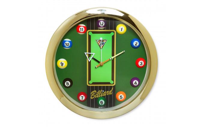 Часы Бильярд SN5029 ø29,5см