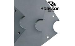 Плита для бильярдных столов Rasson Original Premium Slate 7фт h25мм 3шт.