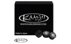 Наклейка для кия Kamui Snooker Black ø11мм Medium 1шт.
