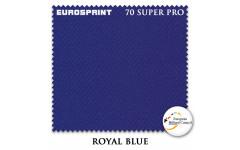 Сукно Eurosprint 70 Super Pro 198см Royal Blue