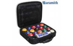 Шары Aramith Premium ø57,2мм в кейсе