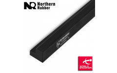 Резина для бортов Northern Rubber Snooker F/S L-77 184см 12фт 6шт.
