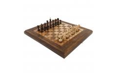 Шахматы + Нарды резные 30 Haleyan
