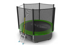 Батут EVO JUMP External 8ft (Green) + Lower net