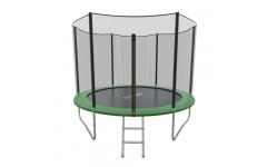 Батут складной EVO JUMP External 10ft (Green)