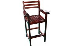 Кресло бильярдное (махагон) 90.004.00.1